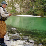 Virgin pool discovered! Sava Bohinjka river - Slovenia
