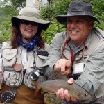 Family fly fishing trip to Slovenia