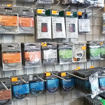 Tippet centre - always fresh stock!