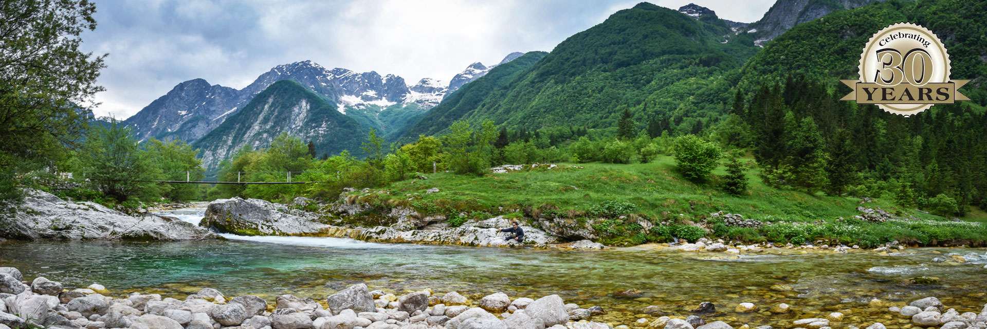 Fly Fishing Slovenia - wonderland