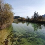 Lovely Selo bridge- Bled fishing area