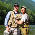USA-SLO fly fishing tour