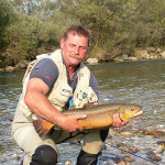 Sava Bohinjka Brown Trout