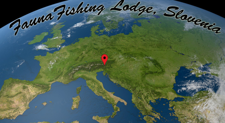 If arriving from space, find us on suburbs of the Alps