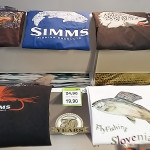Simms and Slovenia T-shirt Fly fishing